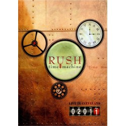 Rush - Time Machine - Live In Cleveland 2011 - DVD