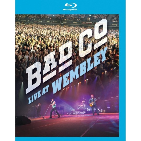 Bad Company - Live At Wembley - Blu-ray