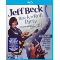 Jeff Beck - Rock'n'Roll Party: Honoring Les Paul - Blu-ray