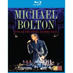 Michael Bolton - Live At The Royal Albert Hall - Blu-ray