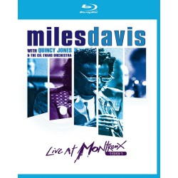 Miles Davis - Live At Montreux 1991 - Blu-ray