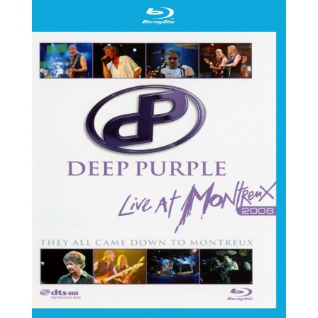 Deep Purple - Live At Montreaux 2006 - Blu-ray