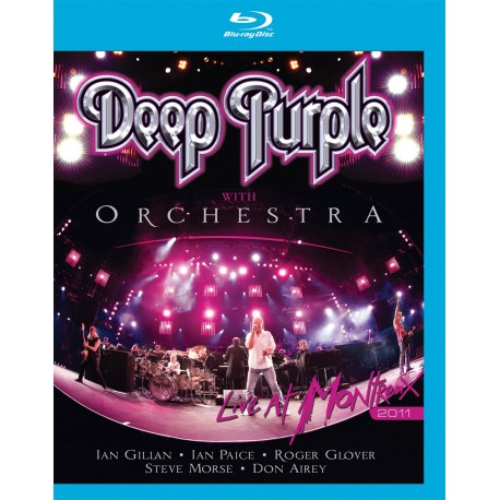 Deep Purple & Orchestra - Live At Montreux 2011 - Blu-ray