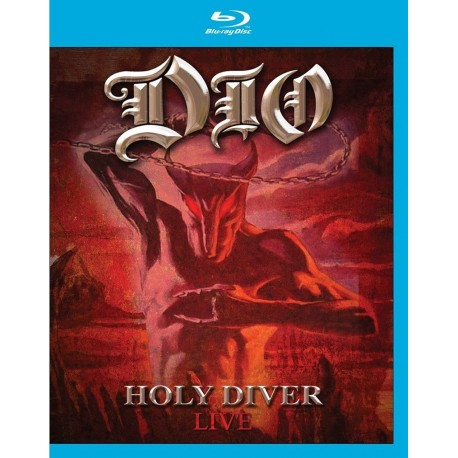 Dio - Holy Diver - Live - Blu-ray