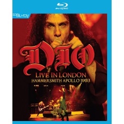 Dio - Live In London: Hammersmith Apollo 1993 - Blu-ray