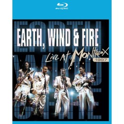 Earth, Wind & Fire - Live At Montreux 1997 - Blu-ray
