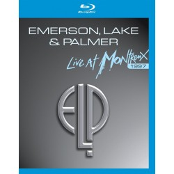 Emerson, Lake & Palmer - Live At Montreux 1997 - Blu-ray