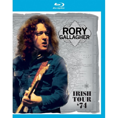 Rory Gallagher - Irish Tour 1974 - Blu-ray