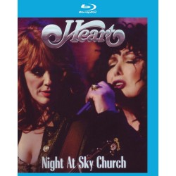 Heart - Night At Sky Church - Blu-ray