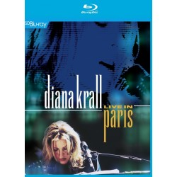 Diana Krall - Live In Paris - Blu-ray