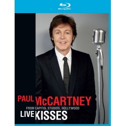 Paul Mccartney - Live Kisses - Blu-ray digipack