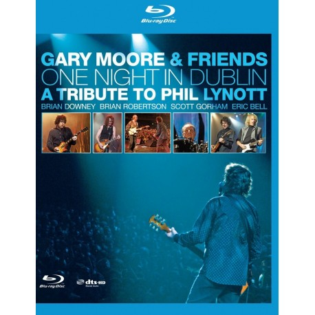 Gary Moore & Friends - One Night In Dublin - A Tribute to Phil Lynott - Blu-ray
