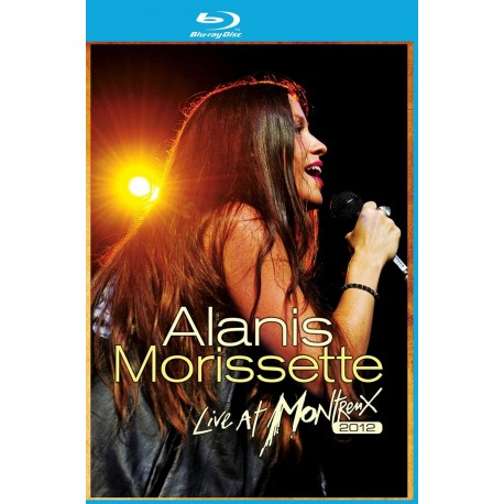 Alanis Morissette - Live At Montreux 2012 - Blu-ray
