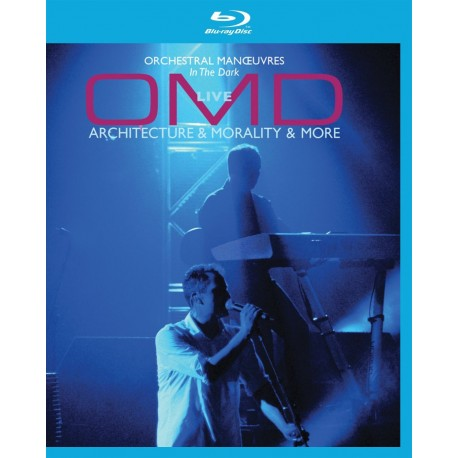 Orchestral Manoeuvres In The Dark (OMD) - Live - Architecture & Morality & More - Blu-ray