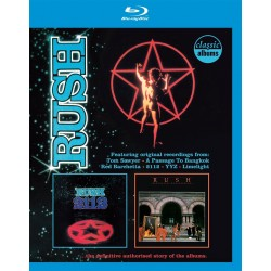 Rush - 2112/Moving Pictures - Blu-ray
