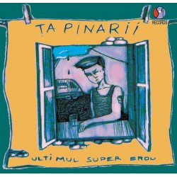Tapinarii - Ultimul Super Erou - CD Vinyl Replica
