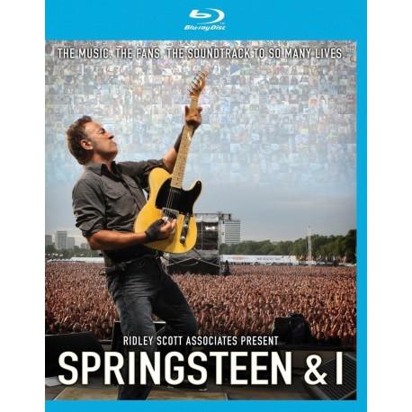 Bruce Springsteen - Springsteen & I - Blu-ray