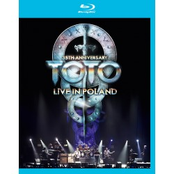Toto - 35th Anniversary Tour - Live In Poland - Blu-ray