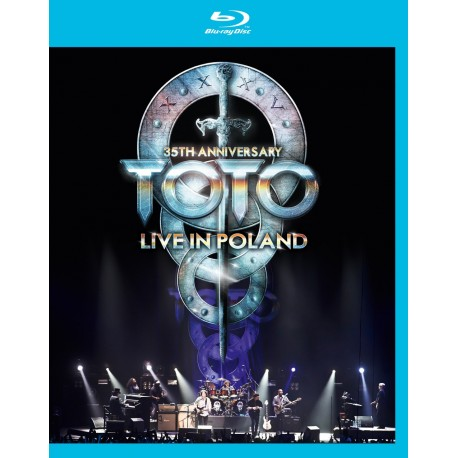 Toto - 35th Anniversary Tour - Live In Poland - Blu-ray