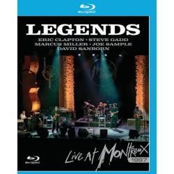 V/A - Legends Live At Montreux 1997 - Blu-ray