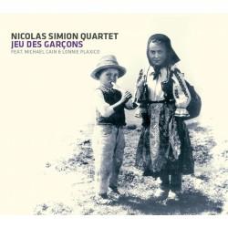 Nicolas Simion Quartet - Jeu des Garçons - CD digipack