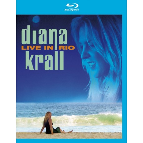 Diana Krall - Live In Rio - Blu-ray