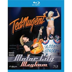 Ted Nugent - Motor City Mayhem - Blu-ray