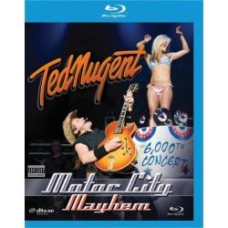 Ted Nugent - Motor City Mayhem - Blu-ray