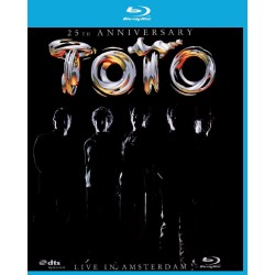 Toto - Live In Amsterdam - Blu-ray