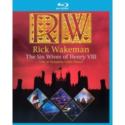 Rick Wakeman - Six Wives Of Henry VIII - Blu-ray