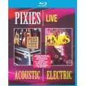 Pixies - Acoustic & Electric Live - Blu-ray