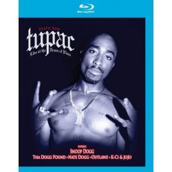 Tupac - 2Pac Live At The House Of Blues - Blu-ray