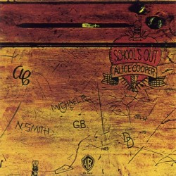 Alice Cooper - School's Out - CD