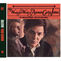 Antonio Carlos Jobim - The Wonderful World Of Antonio Carlos Jobim - CD digipack
