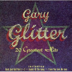 Gary Glitter - 20 Greatest Hits - CD