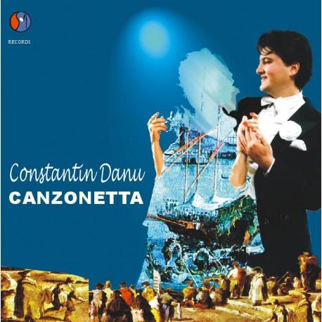 Constantin Danu - Canzonetta - CD
