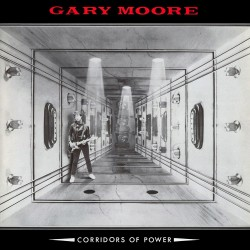 Gary Moore - Corridors Of Power - CD