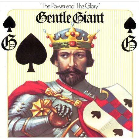 Gentle Giant - Power & The Glory - CD digipack