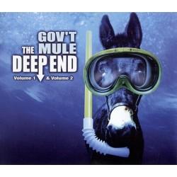 Gov't Mule - Deep End Vol.1 & 2 - 3CD