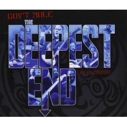 Gov't Mule - Deepest End - 2CD + DVD
