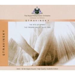 Igor Stravinsky - Rite Of Spring / Firebird Ballet Suite - CD