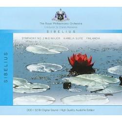 Jean Sibelius - Symphony No.2 / Finlandia - CD