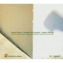 Joaquin Rodrigo / Roland Dyens - Concierto De Aranjuez / Concerto métis - CD