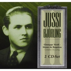 Jussi Bjorling - Verdi - Messa Da Requiem - 2CD