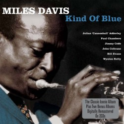 Miles Davis - Kind Of Blue - 2CD