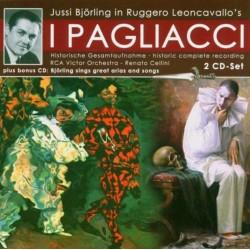 Ruggiero Leoncavallo - I Pagliacci - 2CD