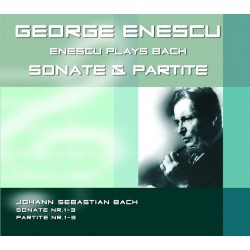 George Enescu - Sonate si Partite - 2CD Digipack