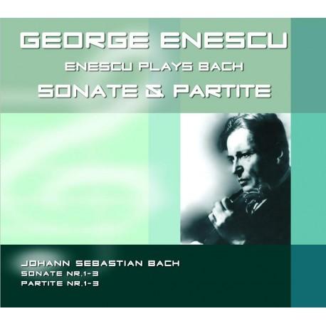 George Enescu - Sonate si Partite - 2CD Digipack