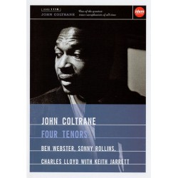 John Coltrane - Four Tenors (NTSC - zona 0) - DVD