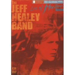 Jeff Healey Band - Live At Montreux 1999 - DVD + CD
